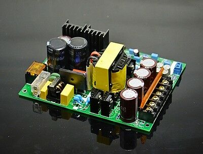 Digital Power Supply Double-Voltage Board 600W -+58V for Audio Power Amplifier