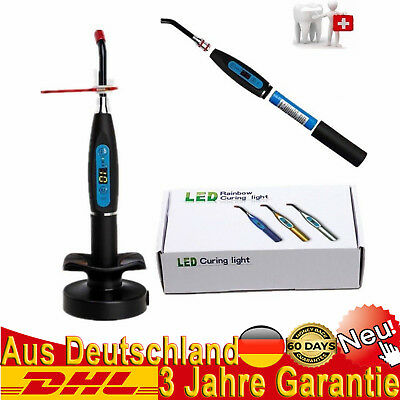 1500MW Polymerisationslampe Curing Light Zahnarzt LED lampe 5W Polymerisation