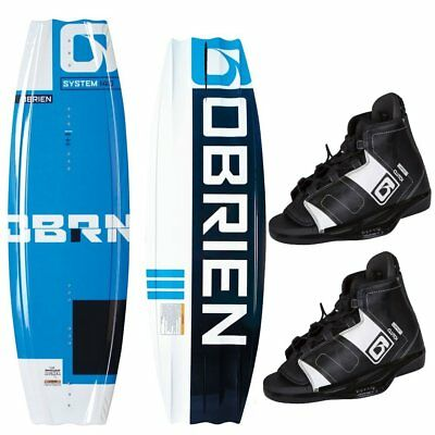 Obrien System 140 Wakeboard Package Clutch Wakeboardbindung