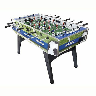 FULL SIZE FOOTBALL TABLE NEW TOP QUALITY DELUXE SET by LEOMARK GAMES