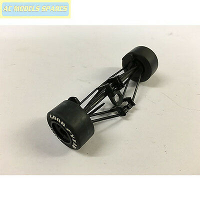 W9907 Scalextric Spare Front Axle Assembly for Mclaren MP4/7