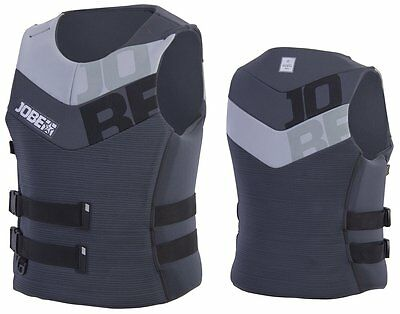 Jobe Neoprene Side Entry Vest Lifejacket Impact Protection Jet Ski Wakeboard