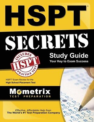 HSPT Secrets, Study Guide: HSPT Exam Review for the High School Placement Test b