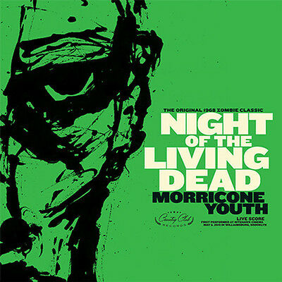 Morricone Youth - Night Of The Living Dead (original Soundtrack) [New Vinyl LP]