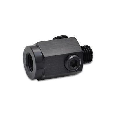 "Vibrant Performance 10596 M14 x 1.5 Extender Fitting with 1/8"" NPT Port"