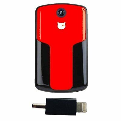 Fatcat Power FC4200 Powerbar 4200 mAH Travel Charger Compatible with Multi Tips