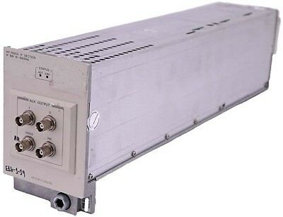 HP Agilent 70911A Ultra-Wide Bandwidth IF 2-Slot MMS Plug-In Module for 70001A