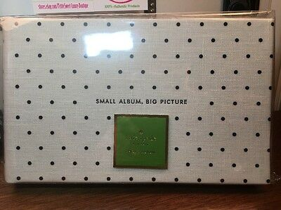 Kate Spade New York*It All Just Clicked*PHOTO ALBUM*80 4x6 Photos*Popsugar*NEW!