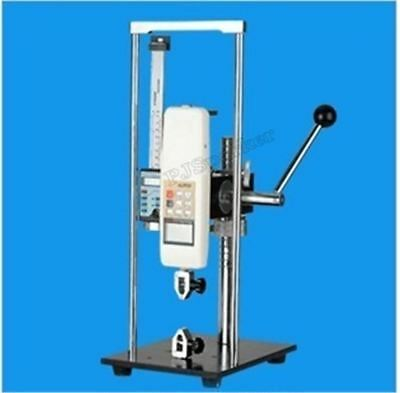 0-500N Manual Test Stand Ast-S With Digital Scale Manual Vertiucal Machine L