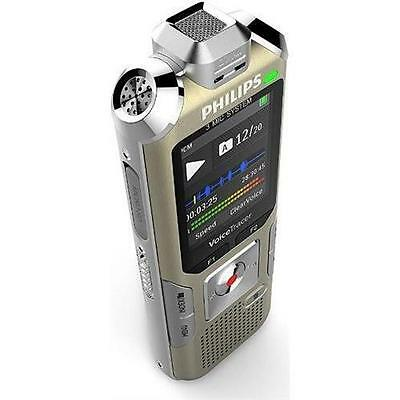 Philips Dvt8010/00 Digital Voice Tracer 8010 Digital Voice Recorder