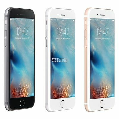 NEW Apple iPhone 6S Plus 16/64/128GB (Factory Unlocked) Pink Gold Silver Gray A+