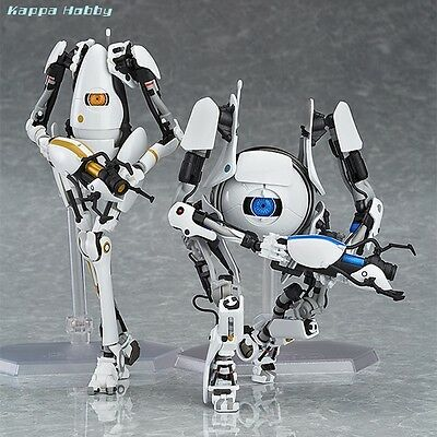 Good Smile Company figma - Portal 2: Atlas and P-Body [PRE-ORDER]