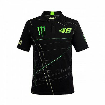 VR46 Official Valentino Rossi 2017 Monster Polo - MOMPO 275604