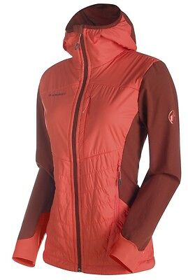 Mammut - Foraker IN Light Hooded Jacket Women -S- leichte Damen Isolationsjacke