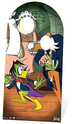 Count Duckula Stand in Cardboard Cutout / Standee / Standup Danger Mouse