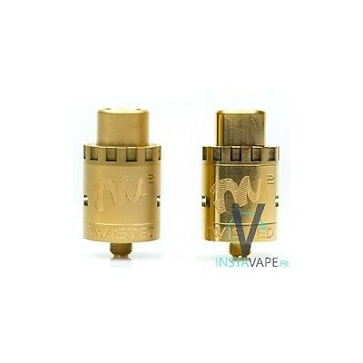 Dripper Gold AF RDA - Twisted Messes