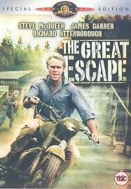 The Great Escape Special Edition with Steve McQueen New (DVD 2006)