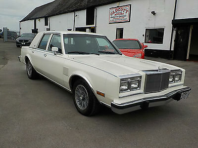 1987 Chrysler New Yorker 5Th Avenue 59,000 Miles From New