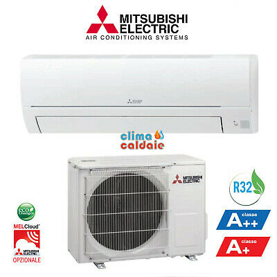 Climatizzatore Mitsubishi Electric Smart R32 18000 Btu Msz-Hr50Vf Inverter A++