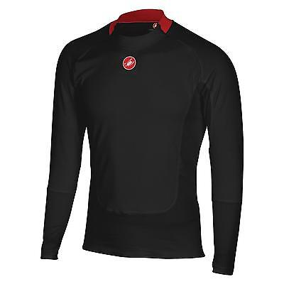 Castelli PROSECCO LS Winter Cycling Baselayer - Black (AW16)