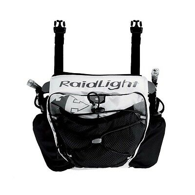 Raidlight Pack Avant Ultra 4 Liters White / Dark grey Mochilas