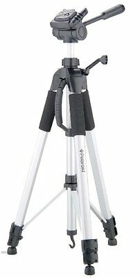 Polaroid PLTRI72S 72-Inch Photo and Video ProPod Tripod Includes Deluxe Tripod C