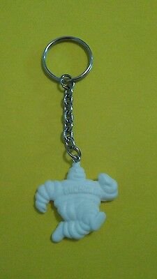 Vintage Advertising Michelin Man Tires Keychain