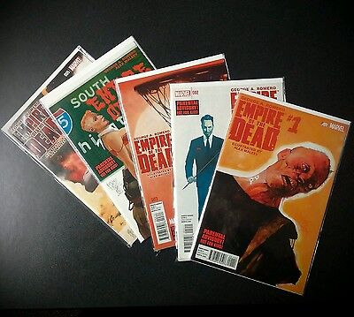 Empire of the Dead (2014 Marvel) Act One #1, #2 , #3 , #4, #5 Lot Set! • $19.99