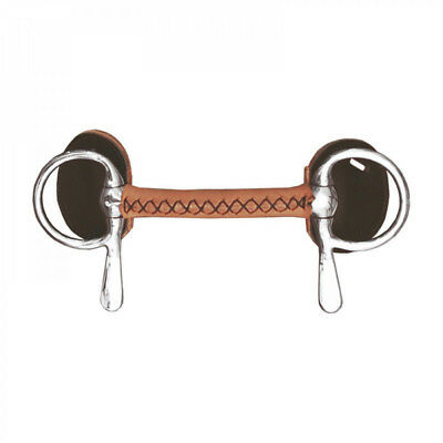 Finn-Tack Driving Bit, Leather Covered, Straight