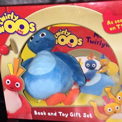 Meet the Twirlywoos Book and Toy Gift Set 9780008203122