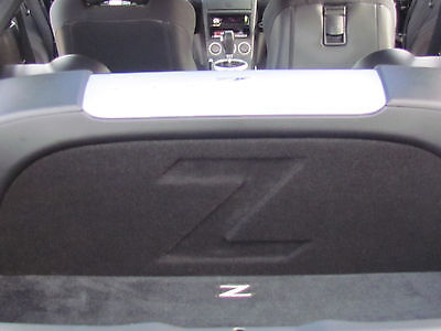 "FRONT FIRE w/ Z LOGO Subwoofer Box for Nissan 350z Coupe, Sub Box 2-10""  Nice!!"