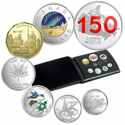 CANADA 150: OUR HOME AND NATIVE LAND - 2017 Limited Edition Silver Dollar Proof