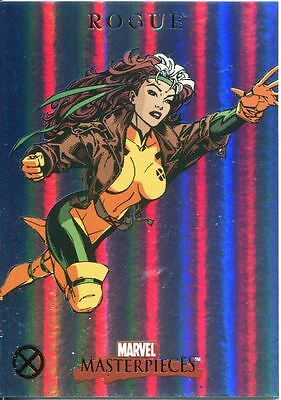 Marvel Masterpieces 2007 X-Men Foil Parallel Chase Card X7 Rogue