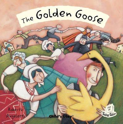 The Golden Goose (Flip-Up Fairy Tales),  | Paperback Book | 9781846433245 | NEW