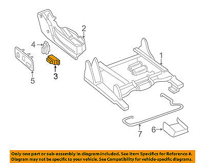 GM OEM POWER Seat-Switch 25974715 - $67.21 | PicClick CA Omron Wiring Diagram on