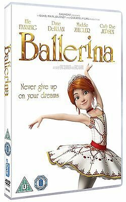 BALLERINA DVD [BRAND NEW & SEALED] *1ST CLASS ROYAL MAIL DELIVERY***Free P&P