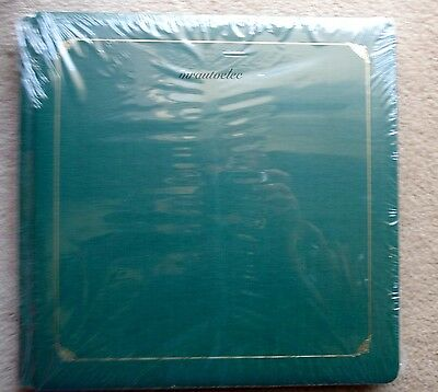 Creative Memories Green Original 12x12 Album/Coverset WITH PAGES - Soiled (9)