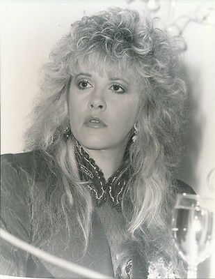 Stevie Nicks - Original Press Photo - 1987