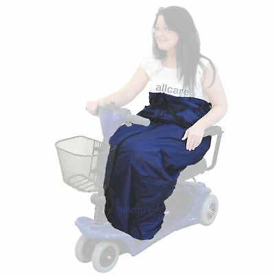 Waterproof Fleece Lined Mobility Scooter Cosy Weather Protection Leg Lower Body
