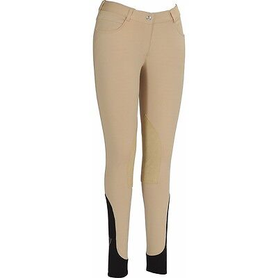 Tuffrider Wellesley Knee Patch Breeches Child