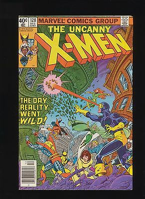 UNCANNY X-MEN #128! Marvel Comics 1979! KEY BOOK! SEE PICS AND SCANS! WOW! NICE!
