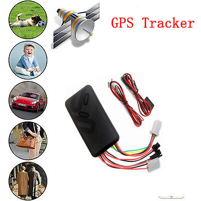 Fashion TK100/GT06 Car Motorcycle Bike GPS Anti-theft Tracker Locator Real Time