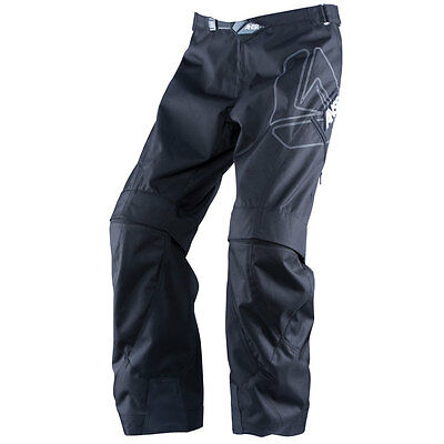 Answer A16 Altron X Black MX Motocross Offroad OTB Over The Boot Riding Pant
