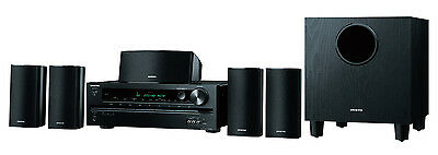 Onkyo HT-S3700 5.1-Channel Home Theatre Reciever/Speaker Package with Bluetooth