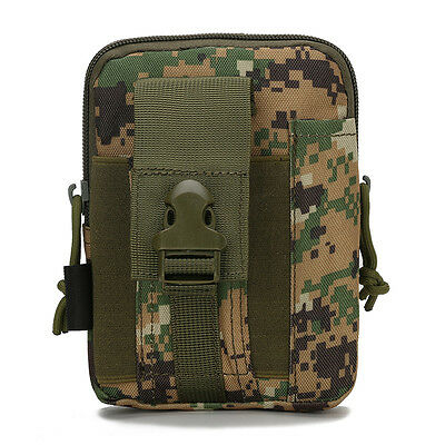 A50 Utility Molle 800D Tactical Waist Pack Military Army Combat Phone Pouch Bag