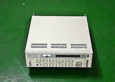 NF Electronic Instruments 5600A Single Phase Lock-In Amplifier 5600A054