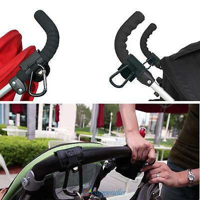 Baby Hook Stroller Accessories Pram Carrier Hooks For Baby Car Carriage Buggy US