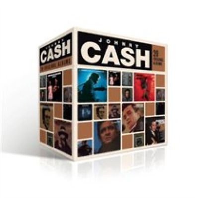 Johnny Cash-The Perfect Johnny Cash Collection  (UK IMPORT)  CD / Box Set NEW