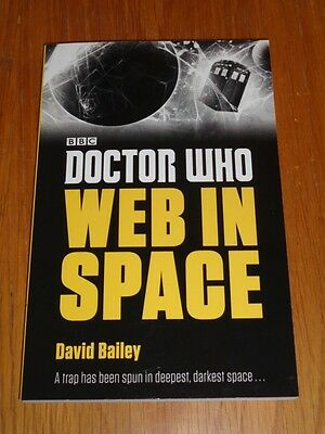 Doctor Who Web in Space by David Bailey BBC (Paperback)< 9781405922586
