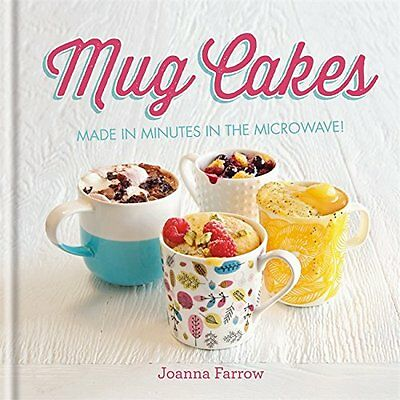 Mug Cakes by Farrow, Joanna | Hardcover Book | 9781846014918 | NEW
